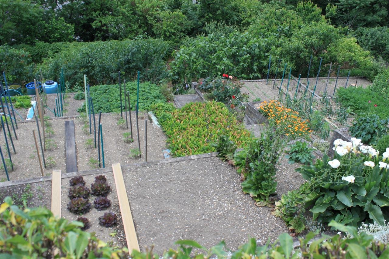 Jardins Des Eglantiers Le Passe Jardins